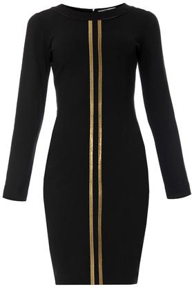 Sukienka ołówkowa czarna I PROJEKTANT Yuliya Babich
