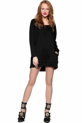 Bluza z kieszeniami czarna PROJEKTANT Yuliya Babich