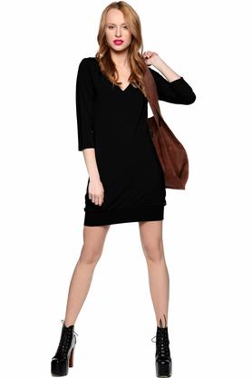 Sukienka bombka czarna PROJEKTANT Yuliya Babich