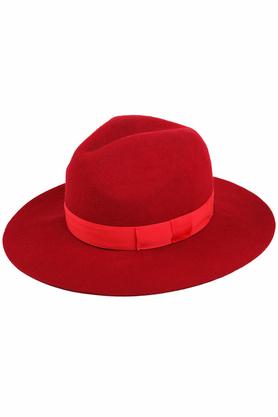 Kapelusz klasyczny czerwony PROJEKTANT ForHEN