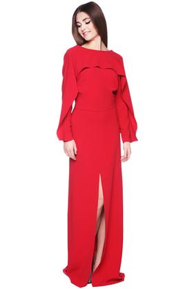 Suknia Donna Red PROJEKTANT Maria Wiatrowska