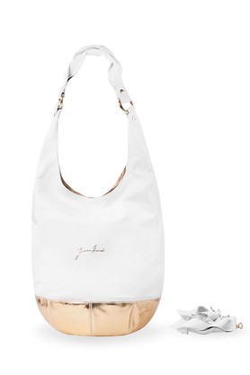 Shopper White PROJEKTANT Joanna Kruczek