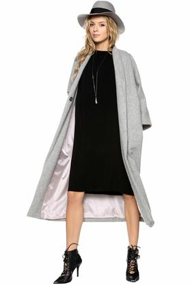 Sukienka midi czarna PROJEKTANT ForHEN