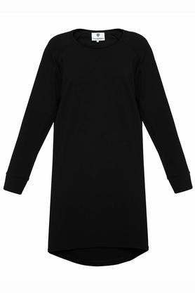 Bluza czarna długa PROJEKTANT Yuliya Babich