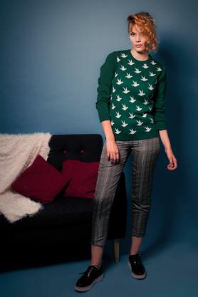 Sweterek w druki Ease PROJEKTANT RabbitRabbit