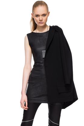 Sukienka mini czarna II PROJEKTANT Yuliya Babich