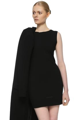 Sukienka mini czarna I PROJEKTANT Yuliya Babich