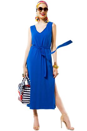 Sukienka Maxi tuba PROJEKTANT Kasia Miciak