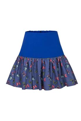 Spódnica mini w motylki PROJEKTANT Kasia Miciak