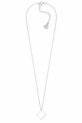 Naszyjnik Kwadrat mini srebrny PROJEKTANT La Tienne