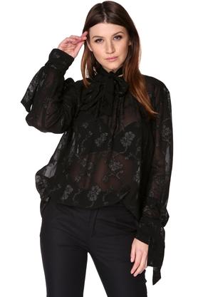 Bluzka elegancka z połyskiem PROJEKTANT VerityHunt