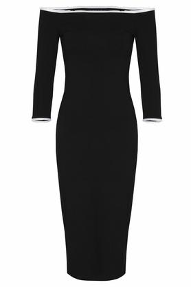 Sukienka z koronką midi PROJEKTANT Kasia Miciak