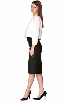 Spódnica ołówkowa czarna PROJEKTANT Rina Cossack