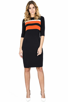 Sukienka Horizon Black PROJEKTANT FRANCHIE RULES