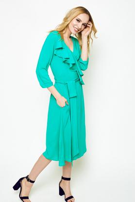 Sukienka Summer in green PROJEKTANT FRANCHIE RULES