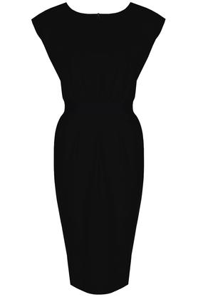 Sukienka Mono Voyage czarna PROJEKTANT Kasia Miciak
