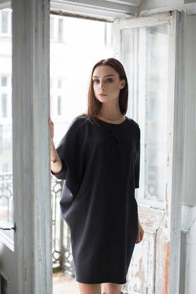 Sukienka nietoperz PROJEKTANT VerityHunt