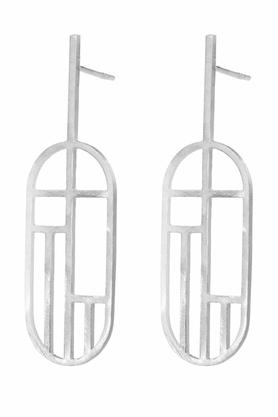 Kolczyki Flappers 10 srebrne PROJEKTANT FROU-FROU