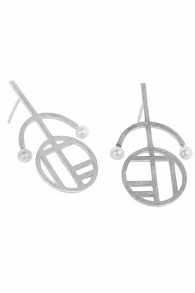 Kolczyki Flappers 5 srebrne PROJEKTANT FROU-FROU