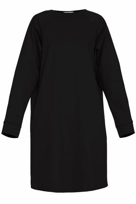 Bluza długa czarna PROJEKTANT Yuliya Babich