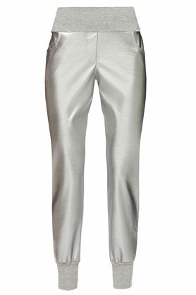 Spodnie srebrne III PROJEKTANT Yuliya Babich