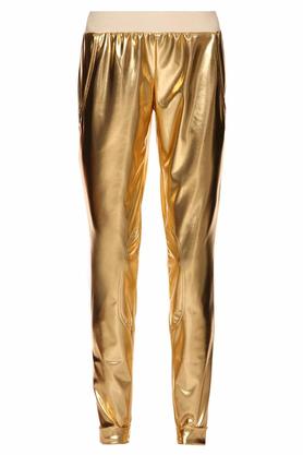 Spodnie złote PROJEKTANT Yuliya Babich