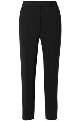 Spodnie eleganckie czarne PROJEKTANT ForHEN
