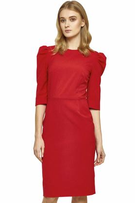 Sukienka Red Puffy PROJEKTANT FRANCHIE RULES