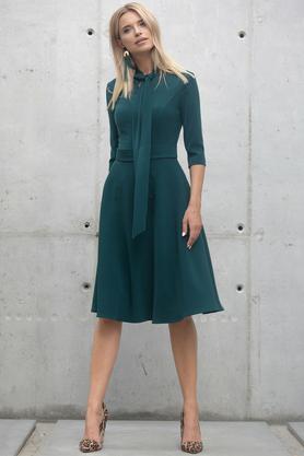 Sukienka Michelle granatowa PROJEKTANT Kasia Zapała