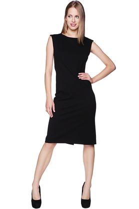 Sukienka classic czarna PROJEKTANT VerityHunt