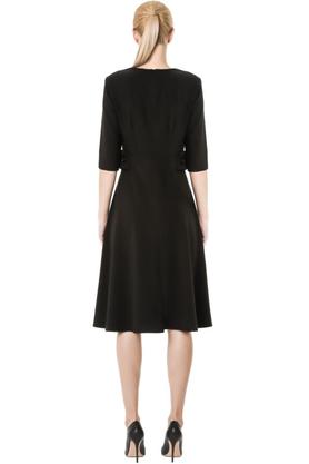 Sukienka Franchie czarna PROJEKTANT FRANCHIE RULES