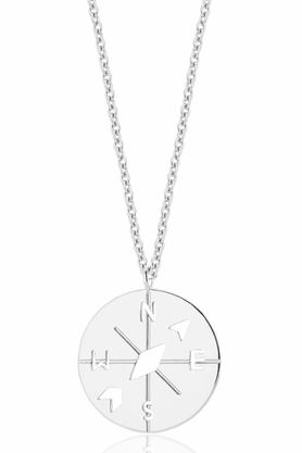 Naszyjnik Kompas Srebrny PROJEKTANT La Tienne