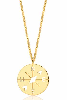 Naszyjnik Kompas Złoty PROJEKTANT La Tienne