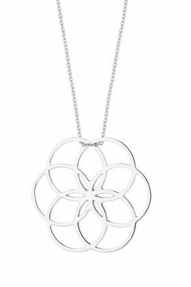 Naszyjnik Kwiat Życia I Srebrny PROJEKTANT La Tienne